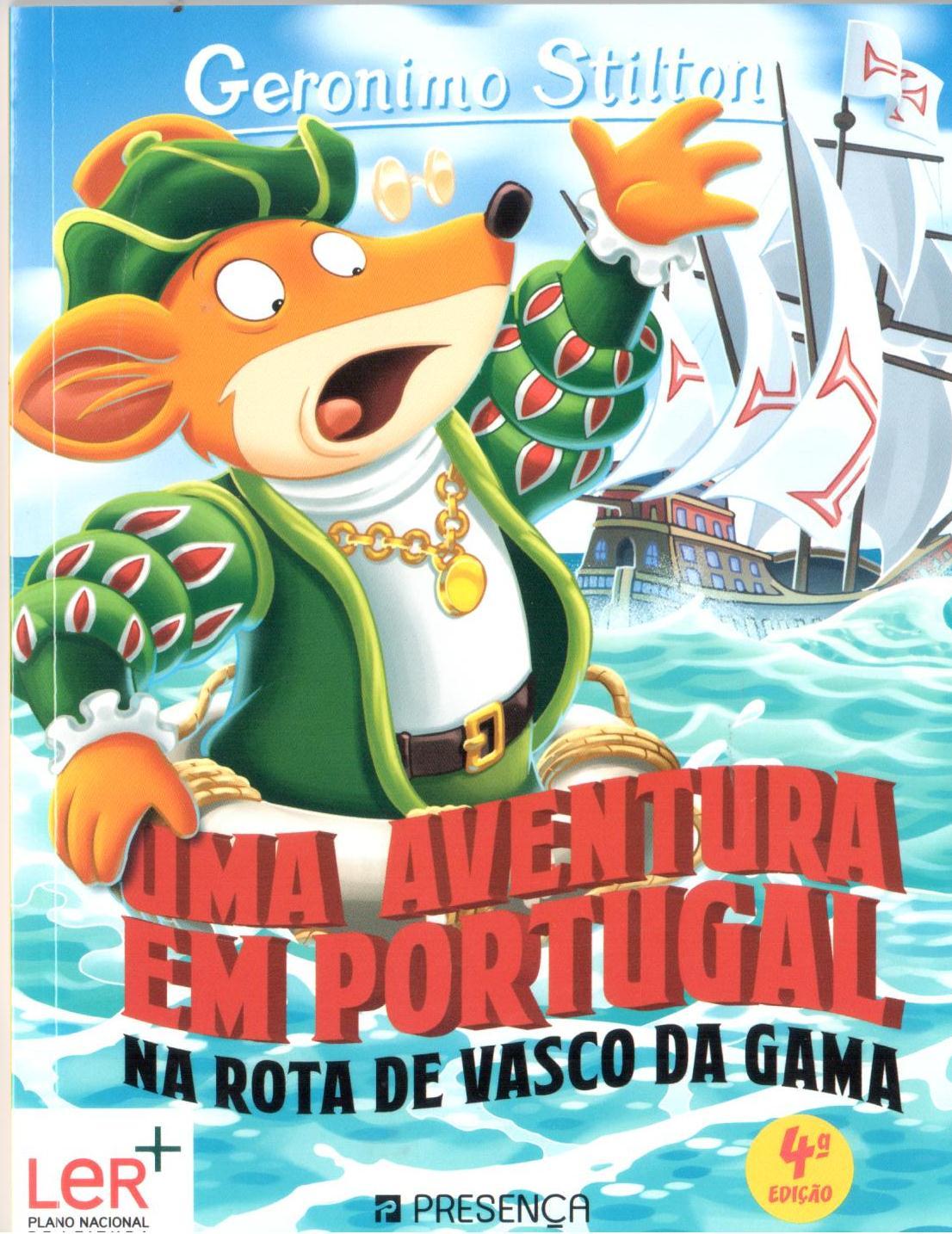 Na Rota de Vasco da Gama - Uma Aventura em Portugal