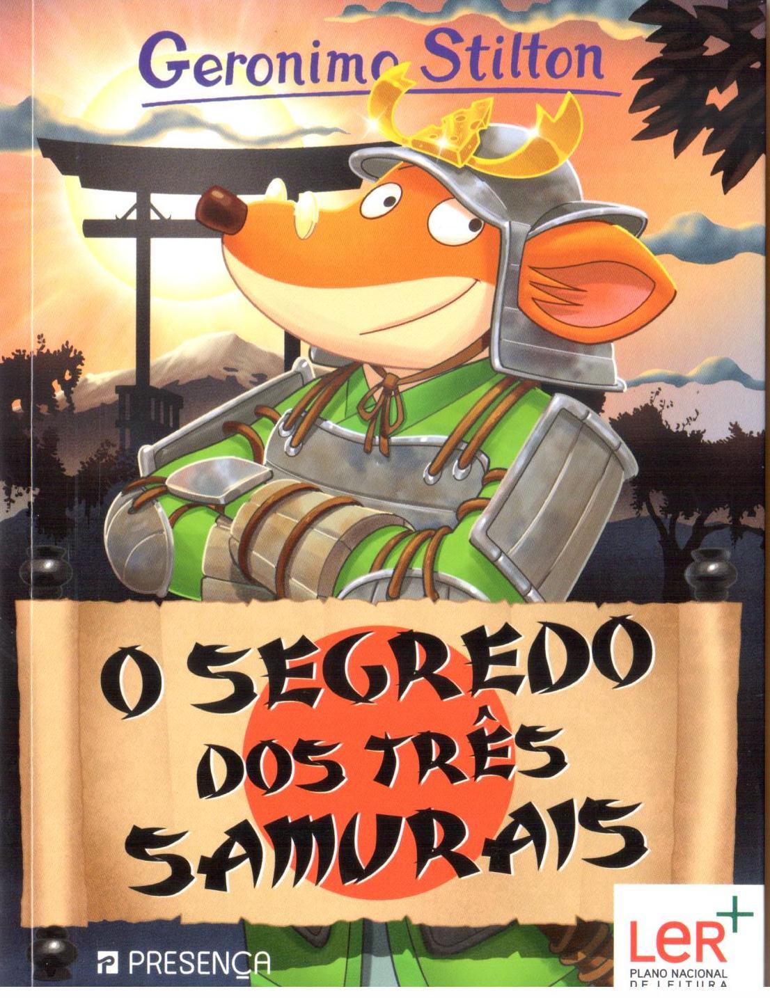 O Segredo dos Três Samurais