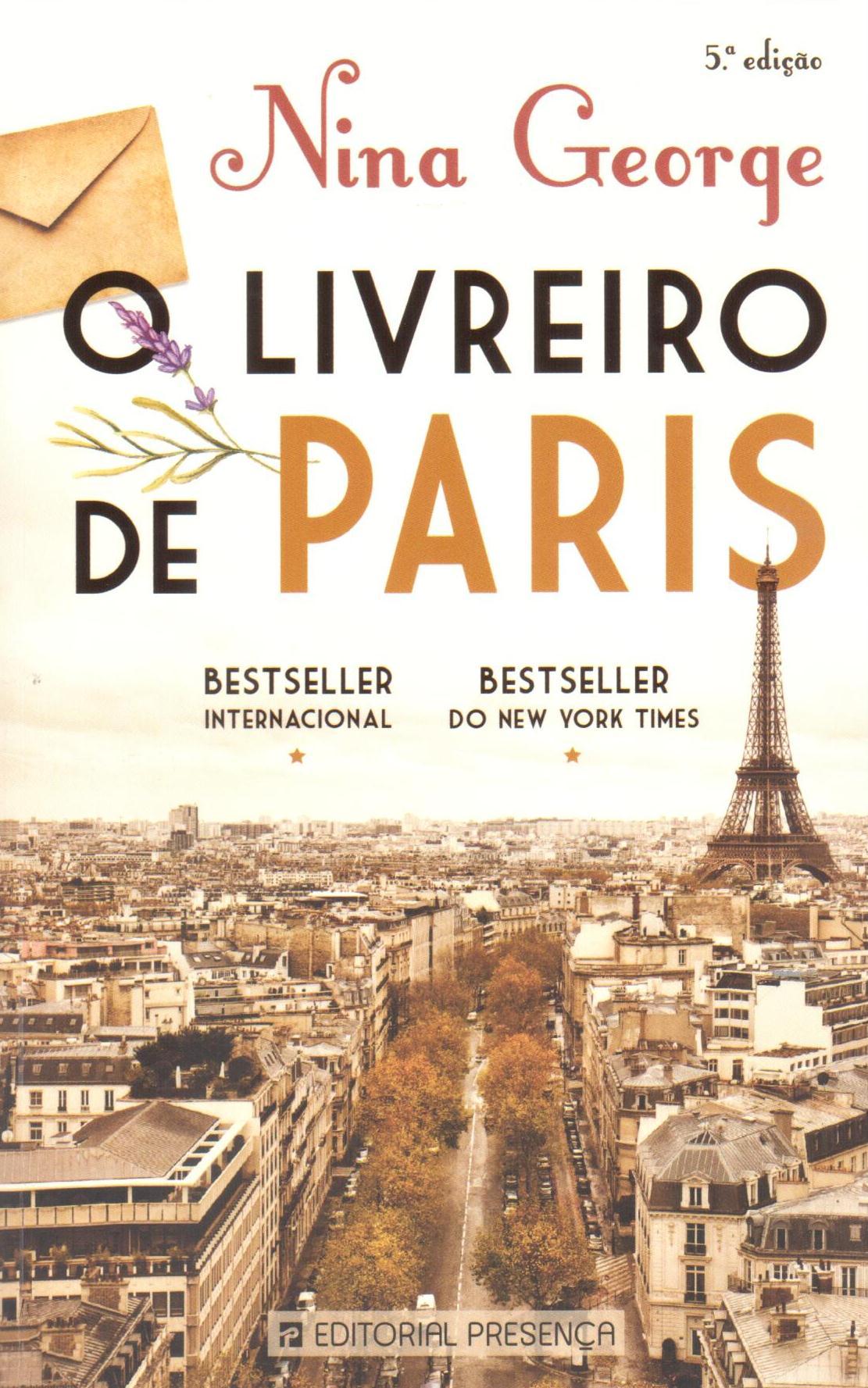 O Livreiro de Paris