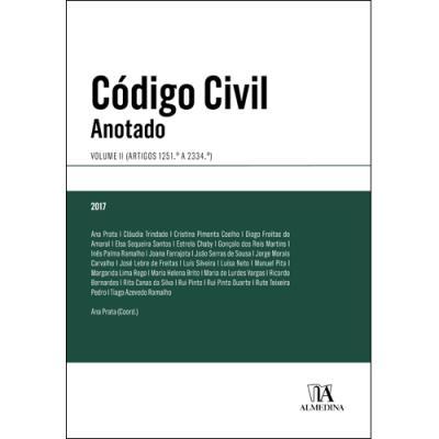 Código Civil Anotado - Volumes I e II
