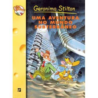 Uma aventura no mundo subterrâneo