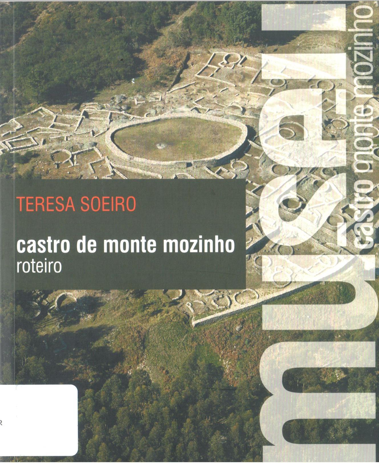 Castro de Monte Mozinho: roteiro