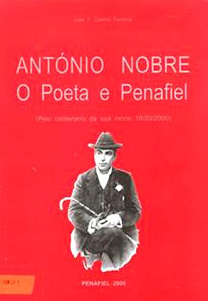 António Nobre o poeta e Penafiel