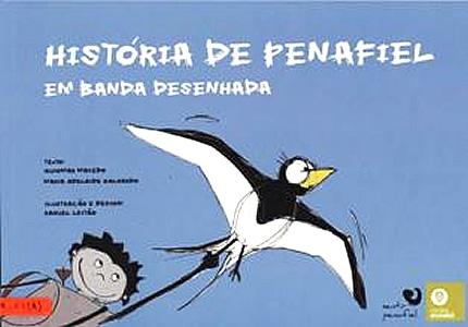 História de Penafiel em Banda Desenhada